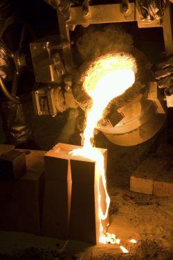 Aluminium-smelting