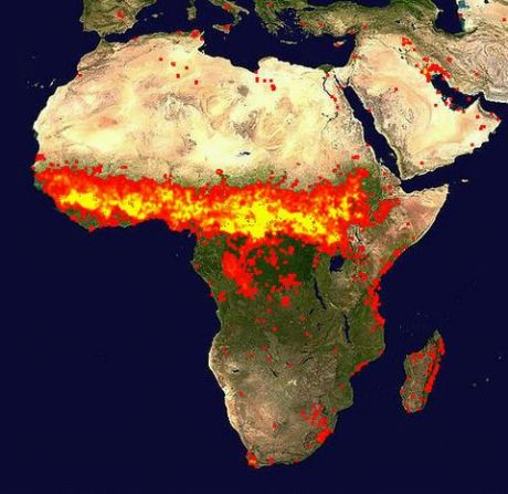African-savanna-burning